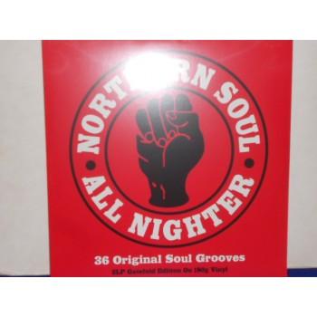 NORTHERN SOUL ALL NIGHTER - 2 X 180 GRAM