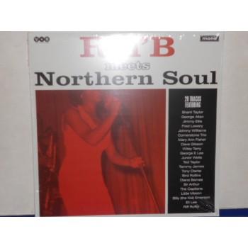R'N'B' MEETS NORTHERN SOUL - LP GERMANY