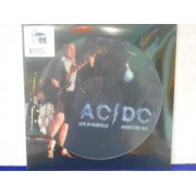 LIVE IN NASHVILLE AUGUST 8TH 1978 - PICTURE DISC
