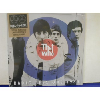 "RADIO SESSIONS 1965 - 10"" BLUE"