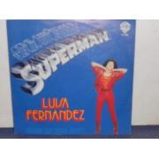 """SEI IL PIU' FORTE SUPERMAN / BACK IN THE CITY - 7"""" ITALY"""