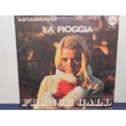 "LA PIOGGIA / MATRIMONIO D'AMORE - 7"" ITALY"
