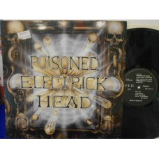 POISONED ELECTRICK HEAD - 1°st UK