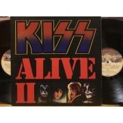 ALIVE II - 2 LP