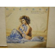 """MATERIAL GIRL - 7"""" ITALY"""
