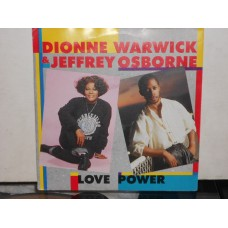 "LOVE POWER - 7"" ITALY"