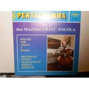SONATE PER CELLO E PIANO - 1°st ITALY