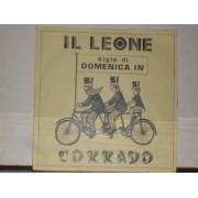 """IL LEONE / LEVATI LE SCARPE  - 7"""" ITALY"""