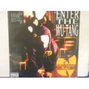 ENTER THE WU-TANG CLAN (36 CHAMBERS) - 180 GRAM