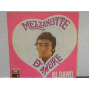 "MEZZANOTTE D'AMORE  - 7"" ITALY"