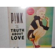 THE TRUTH ABOUT LOVE - 2 LP