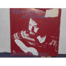 "REGINA DAVVERO / AD ELEONORA - 7"""