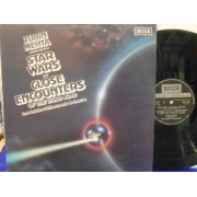 SUITES FROM STAR WARS AND CLOSE ENCOUNTERS OF THE THIRD KIND - LP ITALY