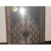 A THOUSAND MILES OF MIDNIGHT (PHANTOM RADIO REMIXES) - 2 LP