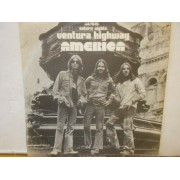 "VENTURA HIGHWAY / SATURN NIGHTS - 7"" ITALY"