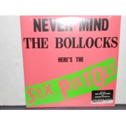 NEVER MIND THE BOLLOCKS HERE'S THE SEX PISTOLS - 180 GRAM