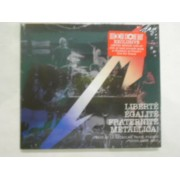 LIBERTE' EGALITE FRATERNITE' METALLICA - CD DIGIPACK