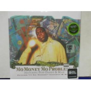 "MO MONEY MO PROBLEMS - 12"" GREEN"