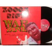 WAR ZONE (MUSIC FOR OBNOXIOUS YUPPIE SCUM) - LP GERMANY