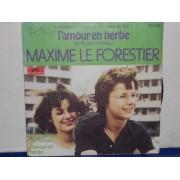 MAXIME LE FORESTIER - L'AMOUR EN HERBE