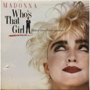 WHO'S THAT GIRL - LP SEALED