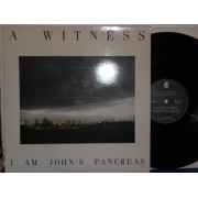 I AM JOHN'S PANCREAS - 1°st UK