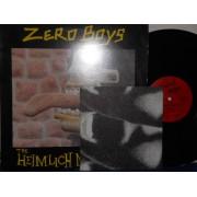 """THE HEIMLICH MANEUVER - LP + 7"""" USA"""