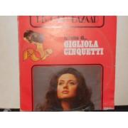 RITRATTO DI...GIGLIOLA CINQUETTI - LP ITALY