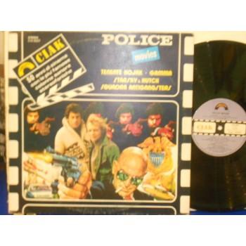 A.A.V.V. - POLICE MOVIES