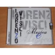 MUSICA E' / PERSI DENTRO IL CIELO - CD
