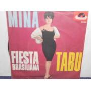 """FIESTA BRASILIANA / TABU - 7"""" GERMANY"""