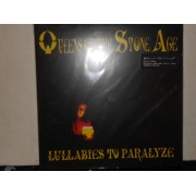 LULLABIES TO PARALYZE - 2 X 180 GRAM + ETCHED SIDE VINYL