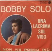 """UNA LACRIMA SUL VISO - 7"""" ITALY"""