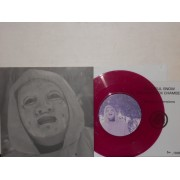 "PEACEFUL SNOW / THE MAVERICK CHAMBER - 7"" PURPLE VINYL"