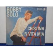 """CRISTINA / IN VITA MIA - 7"""" ITALY"""