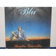 """BLU / CANZONACCIA - 7"""" ITALY"""