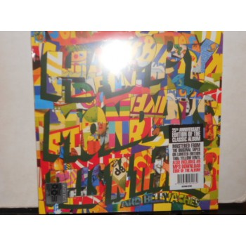 PILLS 'N' THRILLS AND BELLYACHES - YELLOW RSD