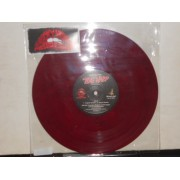 "TIME WARP - 10"" RED BLOOD RSD"