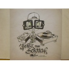 START FROM SCRATCH VOL.1 - LP ITALY