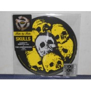 "SKULLS - 7"" PDK LIMITED EDITION"