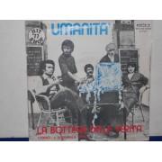 """UMANITA' / A MODO SUO - 7"""" ITALIA"""