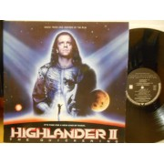 A.A.V.V. - HIGHLANDER II - THE QUICKENING