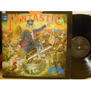 CAPTAIN FANTASTIC AND THE BROWN DIRT COWBOY - REISSUE NETHERLANDS