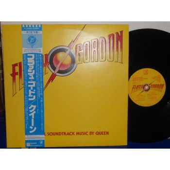 FLASH GORDON (ORIGINAL SOUNDTRACK) - 1°st JAPAN