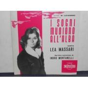 LEA MASSARI - I SOGNI MUOIONO ALL'ALBA