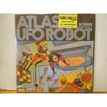 ACTARUS - ATLAS UFO ROBOT