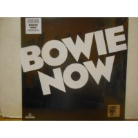 BOWIE NOW - WHITE VINYL