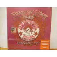 FILLMORE WEST FEBRUARY 27 1969 - BOX 4 LP