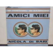 """AMICI MIEI / AMO TE SOLO TE - 7"""" ITALY"""