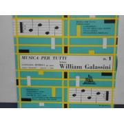 """MUSICA PER TUTTI N°1 - 7"""" ITALY"""